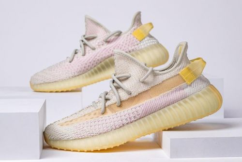 "Detailed Look at the adidas YEEZY BOOST 350 V2 ""Light"""