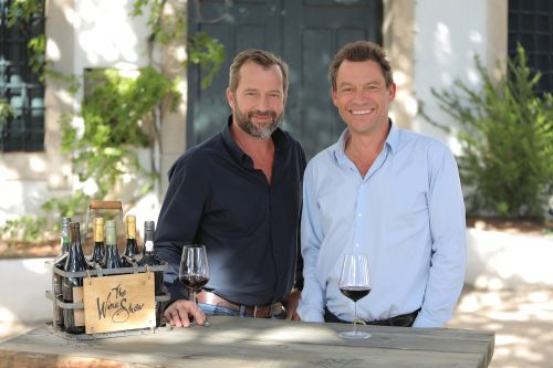 James Purefoy and his celeb pals return for 'The Wine Show'