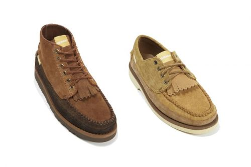 Universal Works Re-Crafts Two Classic Sebago Silhouettes