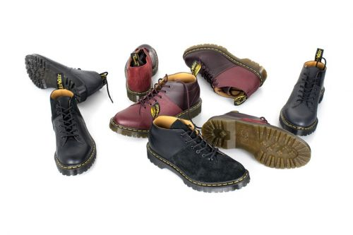 Engineered Garments x Dr. Martens and 9 Other Essential European Drops