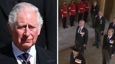 Prince Philip's Funeral: Queen Elizabeth And Royal Family Mourn
