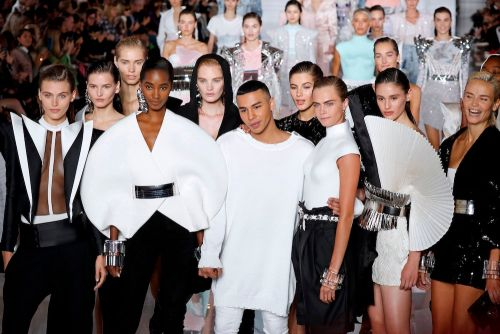 Ten Defining Moments of Olivier Rousteing's Decade at Balmain