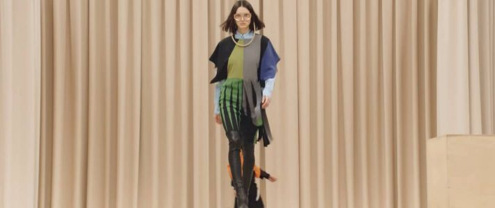 See Burberry's Autumn/Winter 2021 Collection