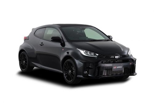 Toyota Unveils Japan-Only GR Yaris RS With 118 HP