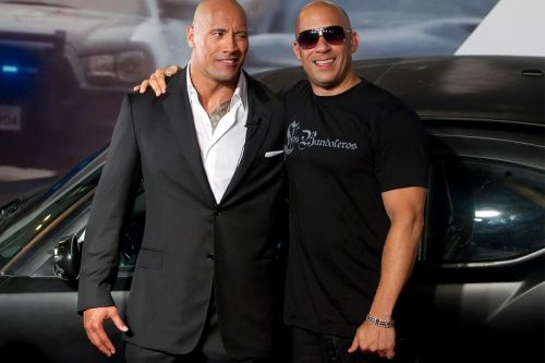 Vin Diesel Claims Credit For Dwayne Johnson's Performance in 'Fast & Furious' Franchise