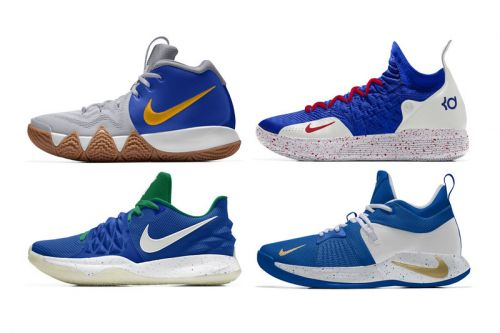 NIKEiD Adds Player-Designed Colorways to Its 2018-19 NBA Roster