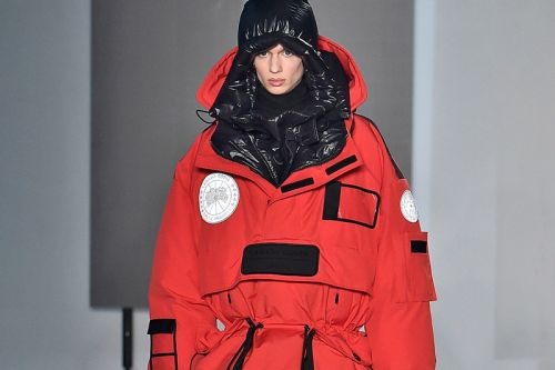 JUUN.J Reinterprets '90s Sportswear & Collaborates with Canada Goose for FW19 Collection