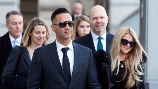 Mike 'The Situation' Sorrentino, Prosecutors Ask Judge to Go Easy on Him