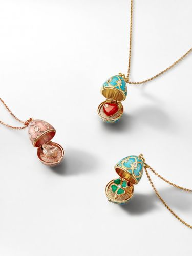 Classic jewellery is back in style thanks to Fabergé