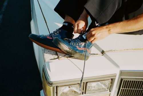 Alex Knost Joins Vans for Sneaker Collection Inspired by His Cadillac