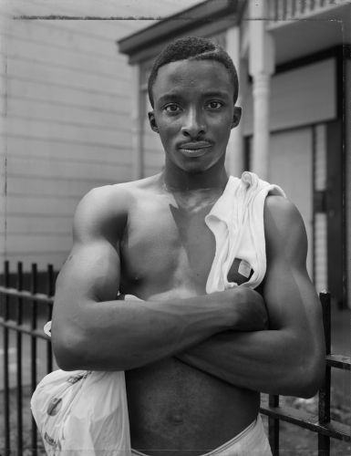 The Timeless Style of Dawoud Bey's Street Portraits