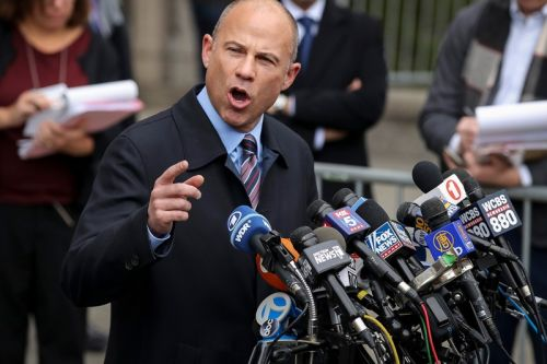 Celebrity Lawyer Michael Avenatti Sentenced to 2.5 Years in Jail for Attempting To Extort Nike