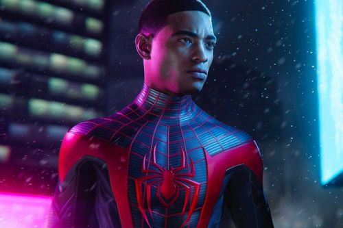 New 'Marvel's Spider-Man: Miles Morales' Clip Showcases Alternative Swinging Style