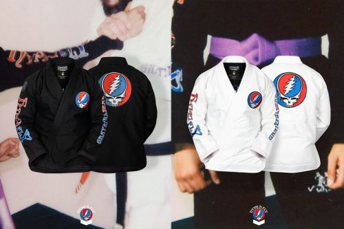 The Grateful Dead x Hyperfly Collection Is for Mat-Ready Deadheads