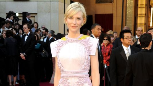 Great Outfits in Fashion History: Cate Blanchett in Givenchy Couture at the 2011 Academy Awards