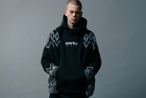 HAVEN Spotlights Its FW18 In-House Offerings in Latest Editorial