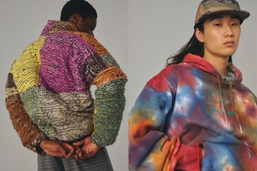 Children of the Discordance FW21 Collection Reminisces the '80s
