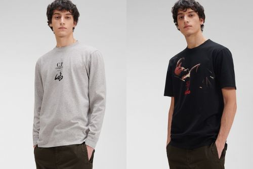 CP Company Honors Lucio Dalla's Friendship With Massimo Osti in New Capsule