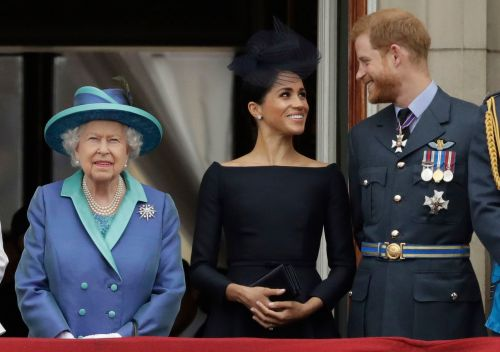 Queen Elizabeth Is 'Supportive' of Harry and Meghan's Move: 'We Respect and Understand Their Wish'