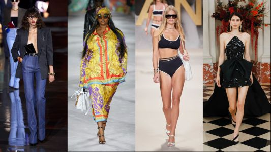 What the Buyers Are Buying from the Spring 2022 Runways