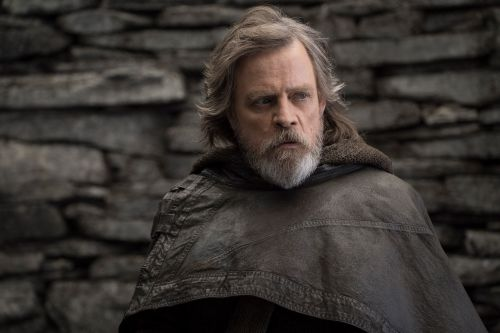 Mark Hamill says he's been in every 'Star Wars' movie since 2015