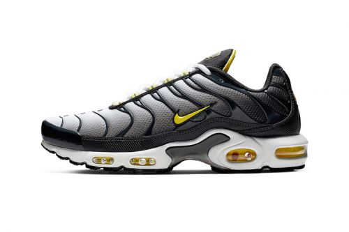 """Nike Electrifies Its Air Max Plus With """"Bumble Bee"""" Colorway"""