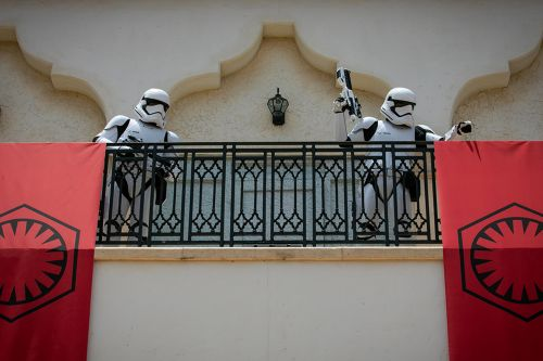 Disney World enlists 'Star Wars' Stormtroopers to enforce social distancing