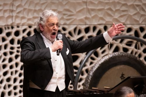 Opera legend Placido Domingo feels 'fine' after contracting coronavirus
