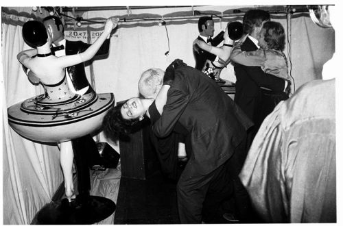 The Photographer Who Captured Decades of Debauched High Society Parties