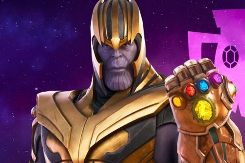 Thanos Returns to 'Fortnite' After Three Years