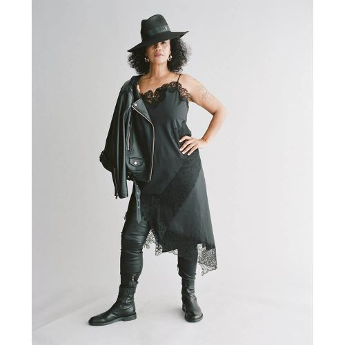 10 Questions with Neneh Cherry, In Celebration of Her Six-Look Matches Fashion Edit