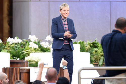 Walmart is launching an Ellen DeGeneres fashion line