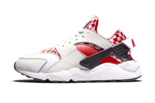 """Take an Official Look at the Nike Air Huarache """"Liverpool"""""""
