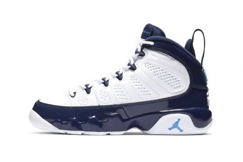 """ICYMI: Air Jordan 9 """"UNC"""" is Available For Lower Than Retail on StockX"""