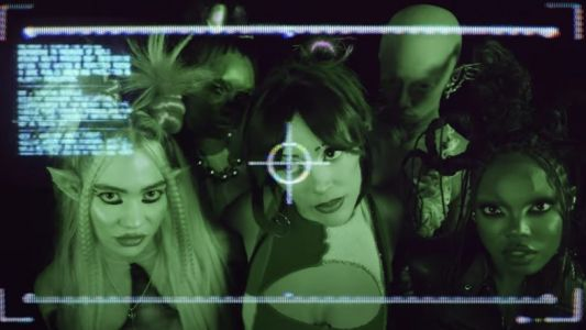 Watch Doja Cat and Grimes on an intergalactic night out in 'Need To Know'