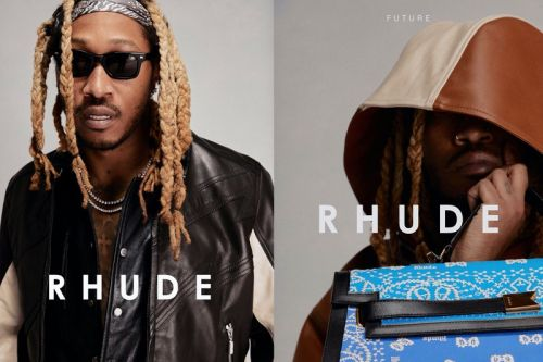 """Future Is a """"Rhude Boy"""" in RHUDE's SS21 Campaign"""