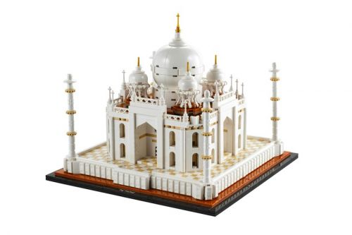 LEGO Architecture Continues UNESCO World Heritage Theme With Taj Mahal Release