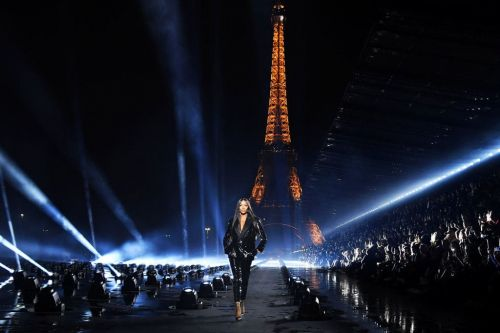 Watch the Saint Laurent Runway Show Live