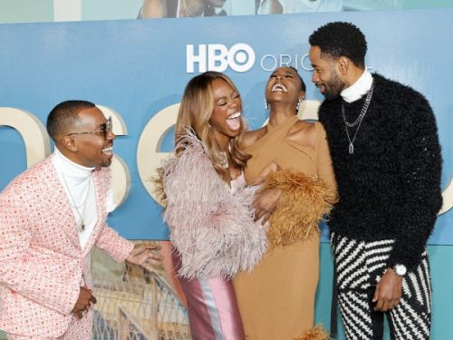 The Cast of HBO's 'Insecure' Looked Hella Good at the Final Season Premiere Event
