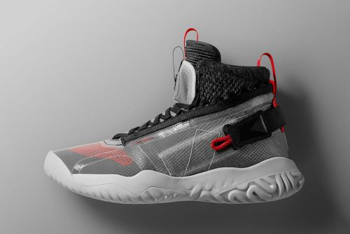 Take a First Look at the React Cushioning-Assisted Jordan Apex-Utility