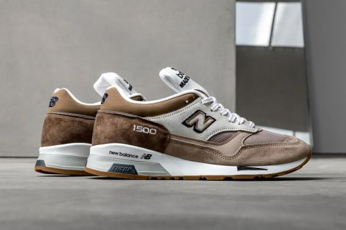 """New Balance's Made in England 1500 Joins the """"Desert Scape Pack"""""""
