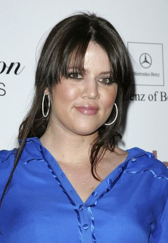 11 Photos of Khloé Kardashian Then That Look Nothing Like Khloé Kardashian Now