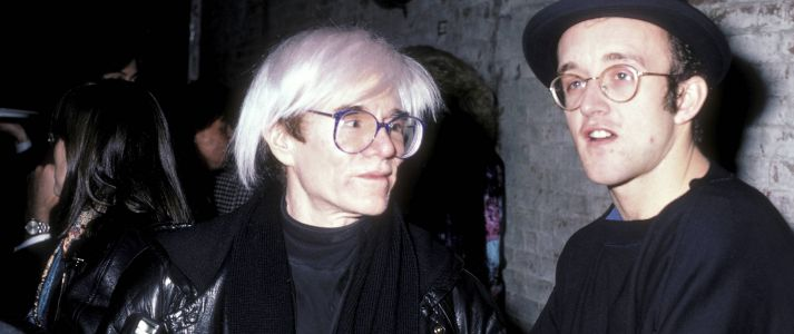 Andy Warhol, Keith Haring, Christo & More to be Auctioned by Guernsey's
