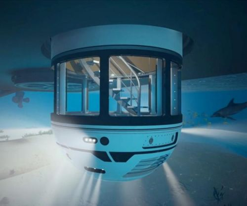 See Beneath the Waves with the Gresham Yacht Design Hydrosphere