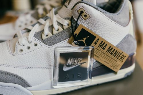 """A Ma Maniére x Air Jordan 3 """"Raised By Women"""" Receives Global Release Date"""