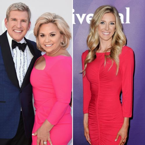 Julie Chrisley Admits She and Todd Don't Have 'Any Correspondence' With Estranged Daughter Lindsie