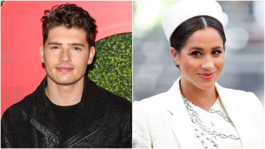Gregg Sulkin Reveals What It Was Like Working With Meghan Markle: 'She's a Superstar'