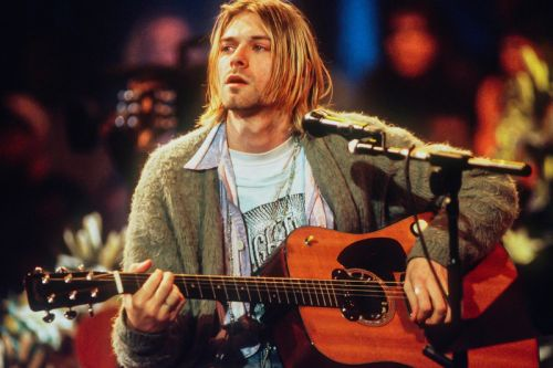 Six Strands of Kurt Cobain's Hair Goes to Auction