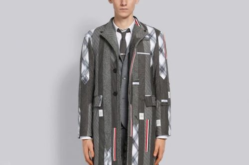 Thom Browne Releases $12,000 USD Coat Made from Ties