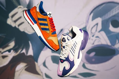 'Dragon Ball Z' x adidas Could Be Limited to Just 1000 Pairs Per Style